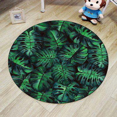 Bedroom Floor Mat Modern Fresh Leaves Printed Antislip Soft Round Shaped MatCarpets &amp; Rugs<br>Bedroom Floor Mat Modern Fresh Leaves Printed Antislip Soft Round Shaped Mat<br><br>Category: Mat,Carpet<br>For: All<br>Material: Polyester, Others, Polyester fibre<br>Occasion: Office, Dining Room, Bedroom, Bathroom, Kitchen Room, Living Room<br>Package Contents: 1 x carpet<br>Package size (L x W x H): 20.00 x 20.00 x 5.00 cm / 7.87 x 7.87 x 1.97 inches<br>Package weight: 0.6400 kg