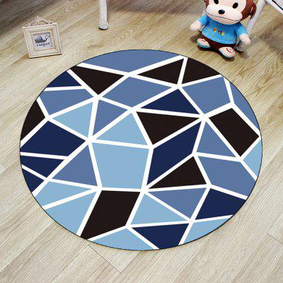Bedside Floor Mat Personalized Geometric Pattern Washable Soft MatCarpets &amp; Rugs<br>Bedside Floor Mat Personalized Geometric Pattern Washable Soft Mat<br><br>Category: Mat,Carpet<br>For: All<br>Material: Polyester, Others, Polyester fibre<br>Occasion: Office, Dining Room, Bedroom, Bathroom, Kitchen Room, Living Room<br>Package Contents: 1 x carpet<br>Package size (L x W x H): 25.00 x 25.00 x 8.00 cm / 9.84 x 9.84 x 3.15 inches<br>Package weight: 1.0000 kg