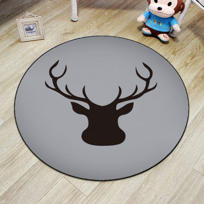 Cloakroom Floor Mat Pastorable Style Beief Deer Head Pattern Antiskid MatCarpets &amp; Rugs<br>Cloakroom Floor Mat Pastorable Style Beief Deer Head Pattern Antiskid Mat<br><br>Category: Mat,Carpet<br>For: All<br>Material: Polyester, Others, Polyester fibre<br>Occasion: Office, Dining Room, Bedroom, Bathroom, Kitchen Room, Living Room<br>Package Contents: 1 x carpet<br>Package size (L x W x H): 25.00 x 25.00 x 8.00 cm / 9.84 x 9.84 x 3.15 inches<br>Package weight: 1.0000 kg