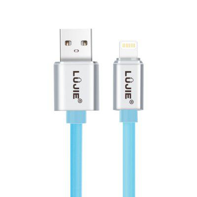 LUJIE Ładowarka Kabel 1M Premium USB 8PIN Quick Charging Cable