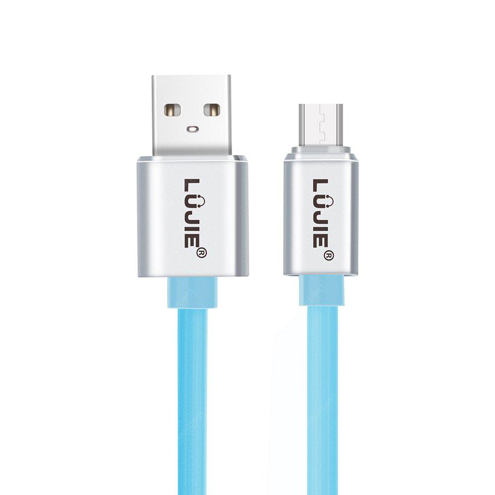 LUJIE Micro USB Cable Quick Charging Cables 1M with Aluminium Alloy Shell