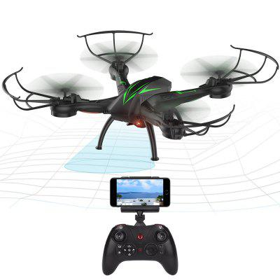 K200C RC Drone Quadcopter with Camera Live Video 2.4GHz 6-axis GyroRC Quadcopters<br>K200C RC Drone Quadcopter with Camera Live Video 2.4GHz 6-axis Gyro<br><br>Battery: 3.7V 600MAH<br>Channel: 4-Channels<br>Charging Time.: 90-100min<br>Compatible with Additional Gimbal: No<br>Detailed Control Distance: 50~60m<br>Flying Time: 7~8mins<br>Functions: Headless Mode<br>Level: Professional<br>Material: ABS/PS<br>Package Contents: 1 x remote control,1 x Aircraft(Battery Included),4 x blades,1 x Instructions(English),4 x blade guard,1 x USB charging cable,1 x screwdriwer<br>Package size (L x W x H): 31.50 x 31.50 x 10.00 cm / 12.4 x 12.4 x 3.94 inches<br>Package weight: 0.9600 kg<br>Radio Mode: Mode 2 (Left-hand Throttle)<br>Remote Control: Radio Control (FM)<br>Size: Micro<br>Type: Quadcopter
