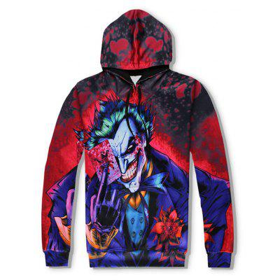 Men Jokerr Cartoon 3D Print SuitSports Clothing<br>Men Jokerr Cartoon 3D Print Suit<br><br>Clothes Type: Others<br>Materials: Cotton, Polyester<br>Package Content: 1xSuit<br>Package size (L x W x H): 1.00 x 1.00 x 1.00 cm / 0.39 x 0.39 x 0.39 inches<br>Package weight: 0.8000 kg<br>Pattern Type: Print<br>Size1: S,M,L,XL,2XL<br>Style: Fashion