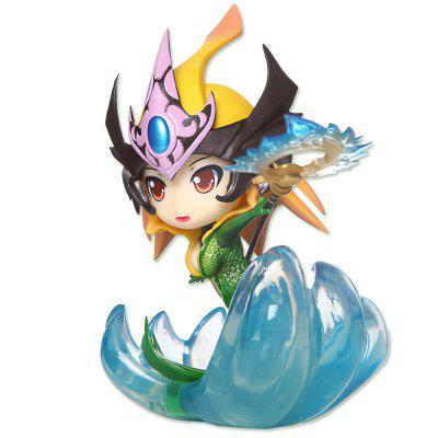 Hot Game Hero Role PVC Model Beautiful Girl Figurine ToyMovies &amp; TV Action Figures<br>Hot Game Hero Role PVC Model Beautiful Girl Figurine Toy<br><br>Completeness: Finished Goods<br>Gender: Unisex<br>Materials: PVC<br>Package Contents: 1 x PVC Model<br>Package size: 17.50 x 13.50 x 20.50 cm / 6.89 x 5.31 x 8.07 inches<br>Package weight: 0.1600 kg<br>Product size: 11.00 x 11.00 x 14.00 cm / 4.33 x 4.33 x 5.51 inches<br>Product weight: 0.1500 kg<br>Stem From: Europe and America<br>Theme: Game