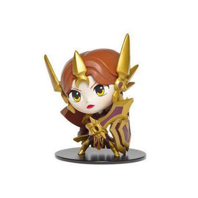 Hot Game Hero Role PVC Model Goddess Style Figurine ToyMovies &amp; TV Action Figures<br>Hot Game Hero Role PVC Model Goddess Style Figurine Toy<br><br>Completeness: Finished Goods<br>Gender: Unisex<br>Materials: PVC<br>Package Contents: 1 x PVC Model<br>Package size: 14.00 x 12.50 x 14.50 cm / 5.51 x 4.92 x 5.71 inches<br>Package weight: 0.1600 kg<br>Product size: 11.00 x 11.00 x 10.00 cm / 4.33 x 4.33 x 3.94 inches<br>Product weight: 0.1500 kg<br>Stem From: Europe and America<br>Theme: Game