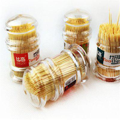 Disposable Bamboo Creative Fruit Toothpick