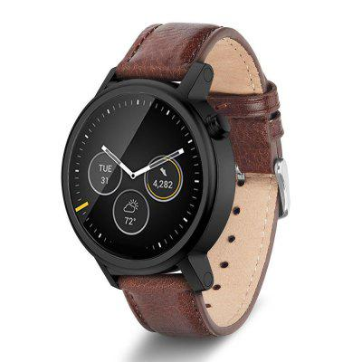 Buy Benuo for MOTO 360 2nd Watch Band 42mm Dark Brown DEEP BROWN for $16.46 in GearBest store