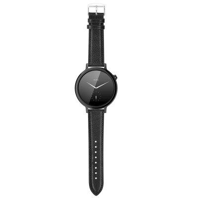 Benuo for MOTO 360 2nd Watch Band 46mm BlackSmart Watch Accessories<br>Benuo for MOTO 360 2nd Watch Band 46mm Black<br><br>Function: MOTO 360 2nd<br>Material: Genuine Leather<br>Package Contents: 1 x watch band<br>Package size: 20.00 x 7.00 x 2.00 cm / 7.87 x 2.76 x 0.79 inches<br>Package weight: 0.0560 kg