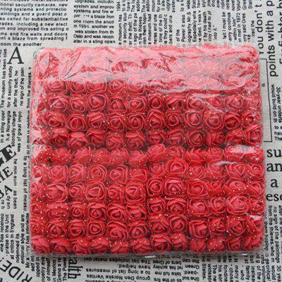 144 PCS Artificial Foam Rose Multicolor PE Flowers Ornaments Valentines Day presentArtificial Flowers<br>144 PCS Artificial Foam Rose Multicolor PE Flowers Ornaments Valentines Day present<br><br>Display Space: Tabletop Flower<br>Floral Type: Roses<br>Flower Materials: PE<br>Package Contents: 144 x  Foam Roses Flowers<br>Package size (L x W x H): 20.00 x 21.00 x 5.00 cm / 7.87 x 8.27 x 1.97 inches<br>Package weight: 0.1000 kg<br>Product size (L x W x H): 10.50 x 7.50 x 2.50 cm / 4.13 x 2.95 x 0.98 inches<br>Product weight: 0.0900 kg<br>Style: Brief, Wedding, Party