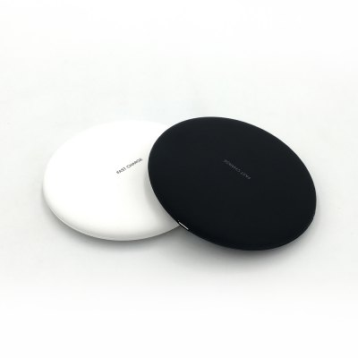 N5 10W Fast Wireless Charger Qi Wireless Charging Pad Stand for Qi-devices universal qi wireless charger for cellphone black