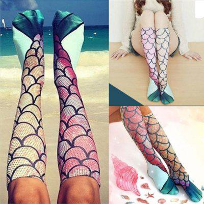 Gearbest Mermaid beach socks