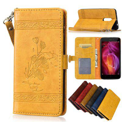 for Redmi Note4 Case Cover Embossed Oil Wax Lines Phone Case Cover PU Leather Wallet Style CaseCases &amp; Leather<br>for Redmi Note4 Case Cover Embossed Oil Wax Lines Phone Case Cover PU Leather Wallet Style Case<br><br>Color: Black,Red,Blue,Brown,Gold,Wine red<br>Features: Dirt-resistant, Anti-knock, With Lanyard, With Credit Card Holder, Cases with Stand, Full Body Cases<br>Mainly Compatible with: Xiaomi<br>Material: PU Leather, TPU<br>Package Contents: 1 x Phone Case<br>Package size (L x W x H): 15.50 x 8.30 x 1.50 cm / 6.1 x 3.27 x 0.59 inches<br>Package weight: 0.0600 kg<br>Style: Floral, Vintage/Nostalgic Euramerican Style, Funny, Cool, Special Design, Novelty, Vintage