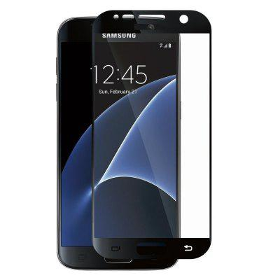2PCS Screen Protector for Samsung Galaxy S7 Black HD 3D Full Coverage High Clear Premium Tempered GlassSamsung S Series<br>2PCS Screen Protector for Samsung Galaxy S7 Black HD 3D Full Coverage High Clear Premium Tempered Glass<br><br>Compatible with: Samsung Galaxy S7 G9300<br>Features: High-definition, Anti fingerprint, Anti scratch, Protect Screen<br>For: Samsung Mobile Phone<br>Material: Tempered Glass<br>Package Contents: 2 x Protective Screen<br>Package size (L x W x H): 14.00 x 7.50 x 0.10 cm / 5.51 x 2.95 x 0.04 inches<br>Package weight: 0.0400 kg<br>Surface Hardness: 9H<br>Thickness: 0.33mm