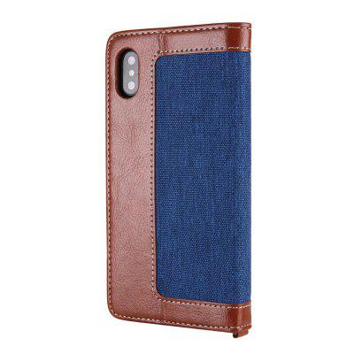 For Iphone X Belt Wallet Leather CaseiPhone Cases/Covers<br>For Iphone X Belt Wallet Leather Case<br><br>Color: Black,Brown,Gray,Dark blue,Grass Green<br>Compatible for Apple: iPhone X<br>Features: With Lanyard<br>Material: Silicone, PU Leather<br>Package Contents: 1 x Phone Case<br>Package size (L x W x H): 17.00 x 9.20 x 2.00 cm / 6.69 x 3.62 x 0.79 inches<br>Package weight: 0.1000 kg<br>Product weight: 0.0900 kg<br>Style: Contrast Color