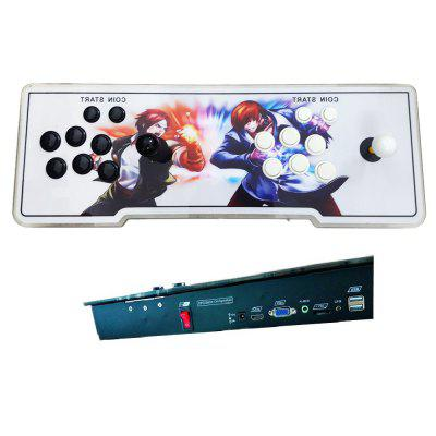 1220 Video Games Arcade Console Machine Double Joystick Pandoras Box mccxx VGA HDMI 3Handheld Games<br>1220 Video Games Arcade Console Machine Double Joystick Pandoras Box mccxx VGA HDMI 3<br><br>Brand: Other<br>Charge way: AC adapter<br>Compatible with: TV, PC, MIMU TV, Built-in Games, Game Console<br>Language: Korea<br>Package Contents: 1 x Arcade Console, 2 x buttons, 1 x HDMI Cable,1 x USB Cable, 1 x VGA Cable, 1 x 12V3APower adapter, 1 x EU Plug, 1 x English User manual<br>Package size: 71.00 x 25.00 x 17.00 cm / 27.95 x 9.84 x 6.69 inches<br>Package weight: 5.0000 kg<br>Pre-positioned Games Number: 1220<br>Product size: 66.00 x 22.50 x 6.50 cm / 25.98 x 8.86 x 2.56 inches<br>Product weight: 3.2200 kg<br>ROM: 16GB