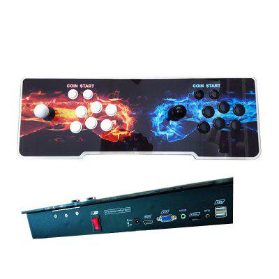 986 Video Games Arcade Console Machine Double Joystick Pandoras Box 5s VGA HDMI 06Handheld Games<br>986 Video Games Arcade Console Machine Double Joystick Pandoras Box 5s VGA HDMI 06<br><br>Brand: Other<br>Compatible with: TV, PC, MIMU TV, Built-in Games, Game Console<br>Language: Korea<br>Operating system: Android<br>Package Contents: 1 x Arcade Console, 2 x buttons, 1 x HDMI Cable, 1 x USB Cable, 1 x VGA Cable, 1 x 12V3A Power adapter ,1 x EU Plug, 1 x English User manual<br>Package size: 71.00 x 25.00 x 17.00 cm / 27.95 x 9.84 x 6.69 inches<br>Package weight: 5.0000 kg<br>Pre-positioned Games Number: 986<br>Product size: 66.00 x 22.50 x 6.50 cm / 25.98 x 8.86 x 2.56 inches<br>Product weight: 3.2200 kg<br>ROM: 16GB