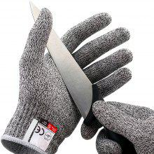 High Performance Level 5 Protection Food Grade Kitchen Hand Safety Cut Resistant Gloves 1 Pair