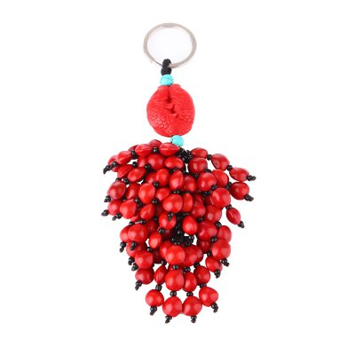 90 Grains Jequirity Hang Act the Role Ofing  Key ChainKey Chains<br>90 Grains Jequirity Hang Act the Role Ofing  Key Chain<br><br>Design Style: Romantic, Fashion<br>Gender: Unisex<br>Materials: Other, Metal<br>Package Contents: 1 x Key Chain<br>Package size: 16.00 x 5.00 x 2.00 cm / 6.3 x 1.97 x 0.79 inches<br>Package weight: 0.0360 kg<br>Product size: 15.00 x 4.00 x 2.00 cm / 5.91 x 1.57 x 0.79 inches<br>Product weight: 0.0350 kg<br>Theme: Other