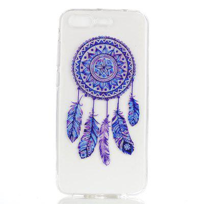 for Asus Zenfone4max ZC520KL Blue Bell Soft Clear TPU Phone Casing Mobile Smartphone Cover Shell Case asus zenfone zoom zx551ml 128gb 2016 black