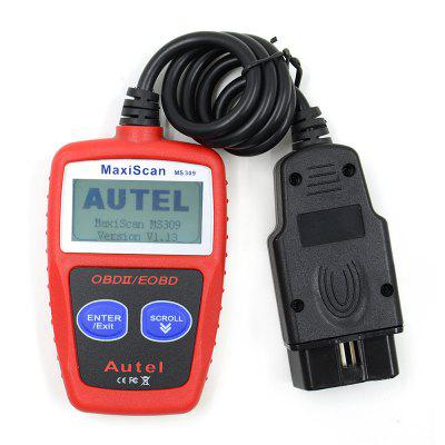 OBD2 Scanner CAN OBDII Code Reader Scan Tool For Check Engine Light Car  Universal Diagnostic Tool
