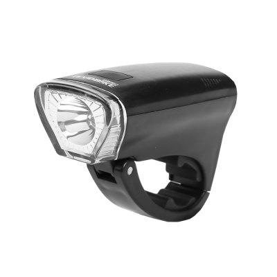 LEADBIKE Bicycle Front Light 3 Modes 1W Waterproof Bike Handlebar Headlight LED Warning Light Cycling Accessories