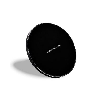Universal Portable Qi Wireless Charger Fast Charge para iPhone X / 8 / 8Plus