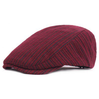 Male and Female Winter Cap Thick Warm Forward Hat