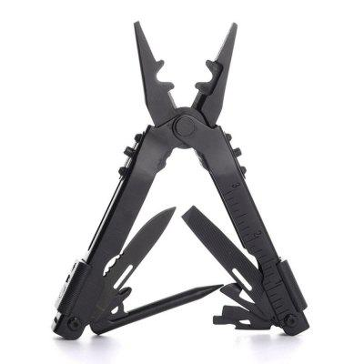 Multifuncional Outdoor Survival Camping Fishing Huntsman Knives EDC Portable Folding Pliers Universal Tool