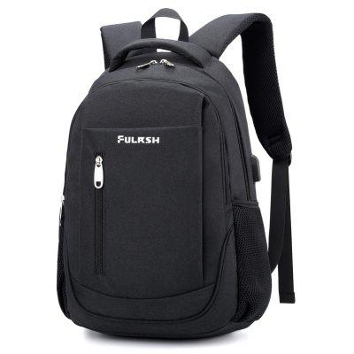 Backpack Men Fashion Trendy Campus Backpack Computer Bag High School High School Students BagBackpacks<br>Backpack Men Fashion Trendy Campus Backpack Computer Bag High School High School Students Bag<br><br>For: Traveling<br>Material: 900D oxford cloth<br>Package Contents: 1 x Bag<br>Package size (L x W x H): 32.00 x 16.00 x 47.00 cm / 12.6 x 6.3 x 18.5 inches<br>Package weight: 0.6200 kg<br>Product size (L x W x H): 31.00 x 15.00 x 46.00 cm / 12.2 x 5.91 x 18.11 inches<br>Product weight: 0.6100 kg<br>Type: Backpack