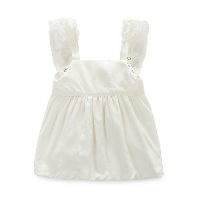 Summer Baby Girl Bud Silk Dress Bottom Pants 2 Piecesbaby clothing sets<br>Summer Baby Girl Bud Silk Dress Bottom Pants 2 Pieces<br><br>Brand: kimocat<br>Closure Type: Pullover<br>Collar: Collarless<br>Gender: Girl<br>Material: Cotton<br>Package Contents: 1 x Suit<br>Season: Summer<br>Sleeve Length: Sleeveless<br>Thickness: Thin<br>Weight: 0.1914kg