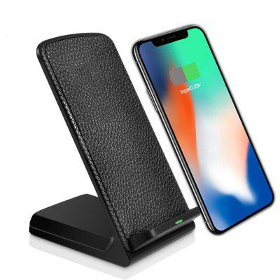 SpedCrd  Qi Fast Wireless Charger Desktop Wireless Charger