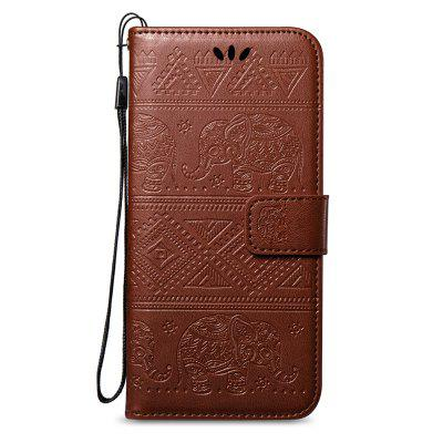 Cover Case for Samsung Galaxy A8 2018 Multi-Functional Faux Leather Wallet StandSamsung A Series<br>Cover Case for Samsung Galaxy A8 2018 Multi-Functional Faux Leather Wallet Stand<br><br>Features: Full Body Cases, Cases with Stand, With Credit Card Holder, Anti-knock, Dirt-resistant<br>For: Samsung Mobile Phone<br>Material: TPU, PU Leather<br>Package Contents: 1 x Phone Case<br>Package size (L x W x H): 20.00 x 10.00 x 2.00 cm / 7.87 x 3.94 x 0.79 inches<br>Package weight: 0.0480 kg<br>Style: Pattern, Solid Color