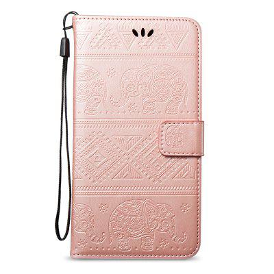 Cover Case for Samsung Galaxy A8 Plus 2018 Multi-Functional Faux Leather Wallet Stand icarer wallet genuine leather phone stand cover for iphone 6s plus 6 plus marsh camouflage