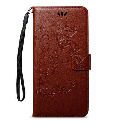 Cover Case for Samsung Galaxy A8 2018 Butterfly and Floral LeatherSamsung A Series<br>Cover Case for Samsung Galaxy A8 2018 Butterfly and Floral Leather<br><br>Features: Full Body Cases, Cases with Stand, With Credit Card Holder, Anti-knock, Dirt-resistant<br>For: Samsung Mobile Phone<br>Material: TPU, PU Leather<br>Package Contents: 1 x Phone Case<br>Package size (L x W x H): 20.00 x 10.00 x 2.00 cm / 7.87 x 3.94 x 0.79 inches<br>Package weight: 0.0460 kg<br>Style: Vintage, Pattern, Solid Color