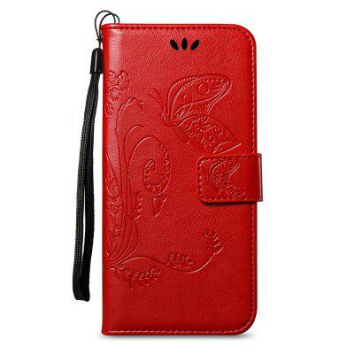 Cover Case for Samsung Galaxy A8 2018 Butterfly and Floral LeatherCover Case for Samsung Galaxy A8 2018 Butterfly and Floral Leather<br><br>Features: Full Body Cases, Cases with Stand, With Credit Card Holder, Anti-knock, Dirt-resistant<br>For: Samsung Mobile Phone<br>Material: TPU, PU Leather<br>Package Contents: 1 x Phone Case<br>Package size (L x W x H): 20.00 x 10.00 x 2.00 cm / 7.87 x 3.94 x 0.79 inches<br>Package weight: 0.0460 kg<br>Style: Vintage, Pattern, Solid Color