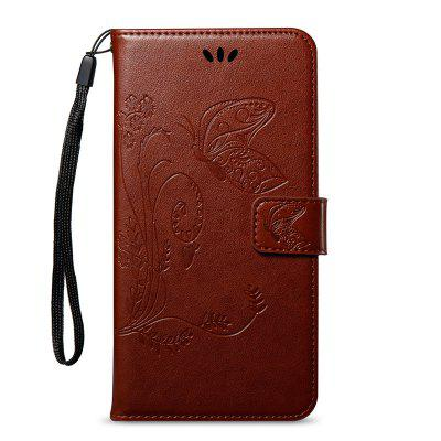 Cover Case for Samsung Galaxy A8 Plus 2018 Butterfly and Floral LeatherSamsung A Series<br>Cover Case for Samsung Galaxy A8 Plus 2018 Butterfly and Floral Leather<br><br>Features: Full Body Cases, Cases with Stand, With Credit Card Holder, Anti-knock, Dirt-resistant<br>For: Samsung Mobile Phone<br>Material: TPU, PU Leather<br>Package Contents: 1 x Phone Case<br>Package size (L x W x H): 20.00 x 10.00 x 2.00 cm / 7.87 x 3.94 x 0.79 inches<br>Package weight: 0.0480 kg<br>Style: Vintage, Pattern, Solid Color