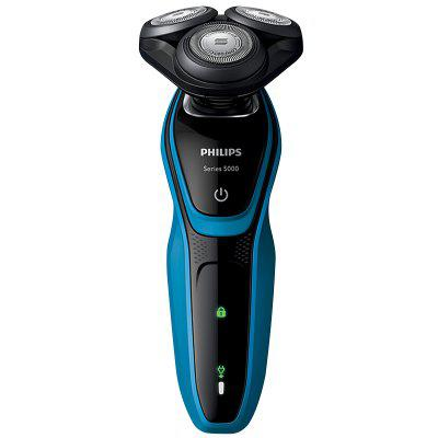 PHILIPS S5077 / 03 Electric Shaver Three Knife Head Washing