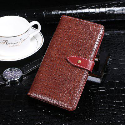 for Homtom S9 Plus Crocodile Grain PU Leather Wallet CaseCases &amp; Leather<br>for Homtom S9 Plus Crocodile Grain PU Leather Wallet Case<br><br>Compatible Model: Homtom S9 Plus<br>Features: Back Cover, Full Body Cases, Cases with Stand, With Credit Card Holder, Anti-knock, Dirt-resistant<br>Material: PU Leather, TPU<br>Package Contents: 1 x Phone Case<br>Package size (L x W x H): 20.00 x 15.00 x 1.00 cm / 7.87 x 5.91 x 0.39 inches<br>Package weight: 0.0510 kg<br>Style: Solid Color, Name Brand Style, Vintage/Nostalgic Euramerican Style, Funny, Cool, Special Design, Vintage