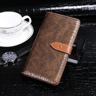 for Vernee Mix 2 Crocodile Grain PU Leather Wallet CaseCases &amp; Leather<br>for Vernee Mix 2 Crocodile Grain PU Leather Wallet Case<br><br>Compatible Model: Vernee Mix 2<br>Features: Back Cover, Full Body Cases, Cases with Stand, With Credit Card Holder, Anti-knock, Dirt-resistant<br>Material: PU Leather, TPU<br>Package Contents: 1 x Phone Case<br>Package size (L x W x H): 20.00 x 15.00 x 1.00 cm / 7.87 x 5.91 x 0.39 inches<br>Package weight: 0.0510 kg<br>Style: Name Brand Style, Stripe Pattern, Vintage/Nostalgic Euramerican Style, Cool, Special Design, Solid Color