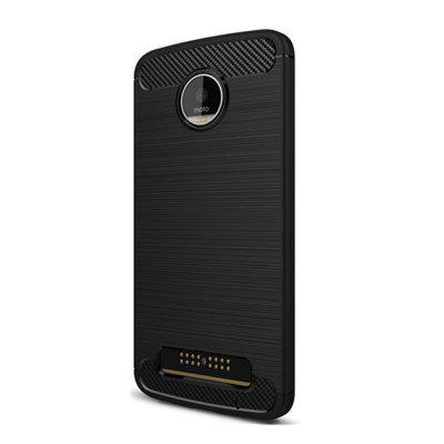 Case for Moto Z Play Shockproof Back Cover Solid Color Soft Carbon fiberCases &amp; Leather<br>Case for Moto Z Play Shockproof Back Cover Solid Color Soft Carbon fiber<br><br>Compatible Model: Moto Z Play<br>Features: Back Cover, Anti-knock<br>Material: Carbon<br>Package Contents: 1 x Phone Case<br>Package size (L x W x H): 20.50 x 11.80 x 0.80 cm / 8.07 x 4.65 x 0.31 inches<br>Package weight: 0.0300 kg<br>Style: Solid Color