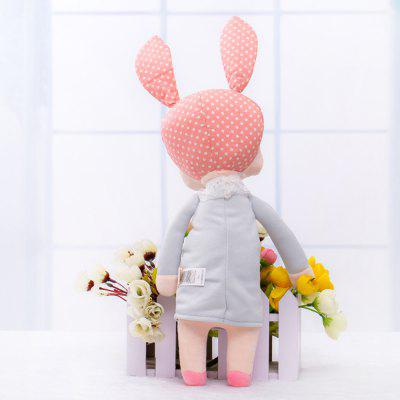 Stuffed Plush Animals Cartoon Kids Toys for Girls Children Baby Birthday Gift Angela RabbitStuffed Cartoon Toys<br>Stuffed Plush Animals Cartoon Kids Toys for Girls Children Baby Birthday Gift Angela Rabbit<br><br>Features: Soft, Cartoon<br>Materials: Cloth<br>Package Contents: 1 x Plush Doll, 1 x Gift Bag<br>Package size: 35.00 x 20.00 x 10.00 cm / 13.78 x 7.87 x 3.94 inches<br>Package weight: 0.3000 kg<br>Product size: 34.00 x 18.00 x 6.00 cm / 13.39 x 7.09 x 2.36 inches<br>Product weight: 0.2500 kg<br>Series: Fashion<br>Theme: Other,Leisure,Baby Doll