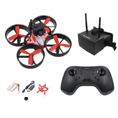 Lieber LB1060 6-aixs Gyro RC Quadcopter Racing Drone mit FPV Schutzbrille