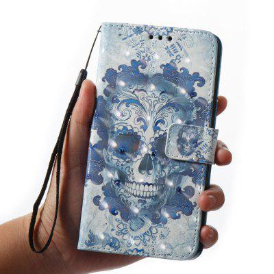3D Painting Filp Case for Xiaomi Redmi Note 4 / 4X Blue Skull Pattern PU Leather Wallet Stand CoverCases &amp; Leather<br>3D Painting Filp Case for Xiaomi Redmi Note 4 / 4X Blue Skull Pattern PU Leather Wallet Stand Cover<br><br>Compatible Model: Xiaomi Redmi Note 4 / 4X<br>Features: Full Body Cases, With Credit Card Holder, Anti-knock<br>Mainly Compatible with: Xiaomi<br>Material: TPU, PU Leather<br>Package Contents: 1 x Phone Case<br>Package size (L x W x H): 15.50 x 8.30 x 1.80 cm / 6.1 x 3.27 x 0.71 inches<br>Package weight: 0.0630 kg<br>Style: Pattern, Cool Skulls
