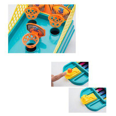 Finger Eject Basketball Court Children Desktop Interactive Educational ToysOther Educational Toys<br>Finger Eject Basketball Court Children Desktop Interactive Educational Toys<br><br>Age: 3 Years+<br>Applicable gender: Unisex<br>Design Style: Other<br>Features: Sports<br>Gender: Unisex<br>Material: Plastic<br>Package Contents: 1 x  Set of Basketball Court<br>Package size (L x W x H): 33.00 x 21.50 x 5.00 cm / 12.99 x 8.46 x 1.97 inches<br>Package weight: 0.5000 kg<br>Small Parts: No<br>Type: Intelligence toys<br>Washing: Yes