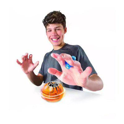 Magnetic Finger Yoyo Ball with LightClassic &amp; Retro Toys<br>Magnetic Finger Yoyo Ball with Light<br><br>Appliable Crowd: Unisex<br>Features: Magnetic<br>Materials: Plastic<br>Package Contents: 1 x Ball ( Battery Included )<br>Package size: 10.00 x 13.00 x 4.50 cm / 3.94 x 5.12 x 1.77 inches<br>Package weight: 0.2000 kg<br>Specification: English
