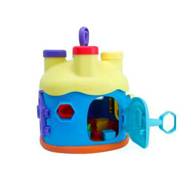 Early Teaching Shape Matching Building BlocksBlock Toys<br>Early Teaching Shape Matching Building Blocks<br><br>Gender: Unisex<br>Materials: ABS<br>Package Contents: 1 x Set of Building Blocks<br>Package size: 24.00 x 24.00 x 23.00 cm / 9.45 x 9.45 x 9.06 inches<br>Package weight: 1.1000 kg<br>Suitable Age: Baby,Kid<br>Theme: Buildings<br>Type: Kids Building