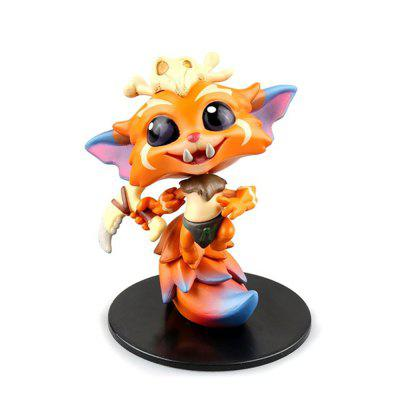 Hot Game Hero Role PVC Model Creative Figurine Toy