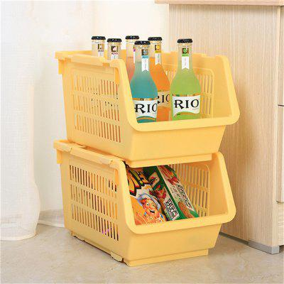 Kitchen Shelves Storage Rack Kitchen Storage Japanese Plastic Basket for Fruit and VegetableOther Kitchen Accessories<br>Kitchen Shelves Storage Rack Kitchen Storage Japanese Plastic Basket for Fruit and Vegetable<br><br>Available Color: Orange<br>Material: Plastic<br>Package Contents: 1 x Kitchen Storage<br>Package size (L x W x H): 34.00 x 24.00 x 20.00 cm / 13.39 x 9.45 x 7.87 inches<br>Package weight: 0.5000 kg<br>Type: Other Kitchen Accessories