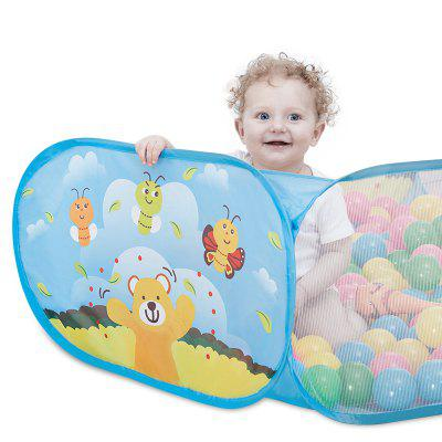 NuKied Child Small Honeybee Ocean PoolOther Educational Toys<br>NuKied Child Small Honeybee Ocean Pool<br><br>Age: 3 Years+<br>Applicable gender: Boys,Girls<br>Design Style: Cartoon<br>Features: Sports<br>Gender: Boys,Girls<br>Material: Others, Polyester<br>Package Contents: 1 x Tent<br>Package size (L x W x H): 32.00 x 6.50 x 32.00 cm / 12.6 x 2.56 x 12.6 inches<br>Package weight: 1.3000 kg<br>Product weight: 1.2000 kg<br>Puzzle Style: Other<br>Small Parts: No<br>Type: Outdoor Toys<br>Washing: No