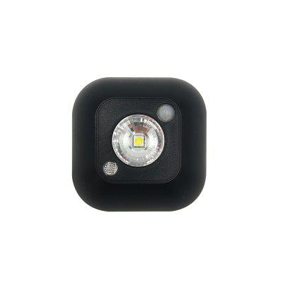 BRELONG  LED Light-controlled Human Sensor Paste Wall LampNight Lights<br>BRELONG  LED Light-controlled Human Sensor Paste Wall Lamp<br><br>Bulb Base: None<br>Bulb Included: No<br>Color Temperature or Wavelength: 6000-6500<br>Light Source Color: White<br>Overall Depth ( CM ): 2.5<br>Overall Height ( CM ): 7<br>Overall Width ( CM ): 7<br>Package Contents: 1 x Induction Wall Lamp<br>Package size (L x W x H): 8.50 x 8.50 x 3.00 cm / 3.35 x 3.35 x 1.18 inches<br>Package weight: 0.0530 kg<br>Product size (L x W x H): 7.00 x 7.00 x 2.50 cm / 2.76 x 2.76 x 0.98 inches<br>Product weight: 0.0390 kg<br>Style: Modern/Contemporary<br>Type: Under Cabinet Lights